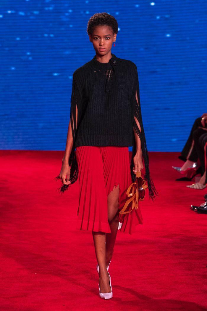 Модные юбки Calvin Klein