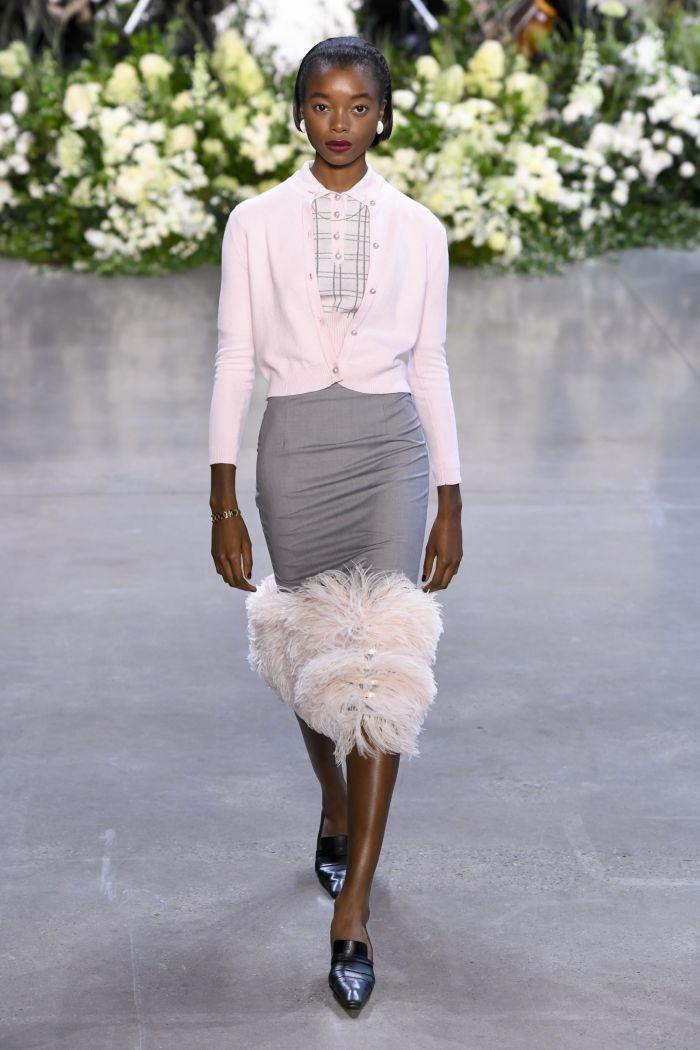 Модные юбки Calvin Luo