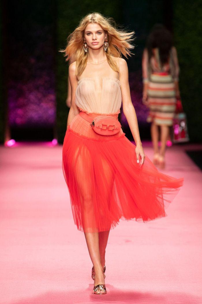 Модные юбки Elisabetta Franchi