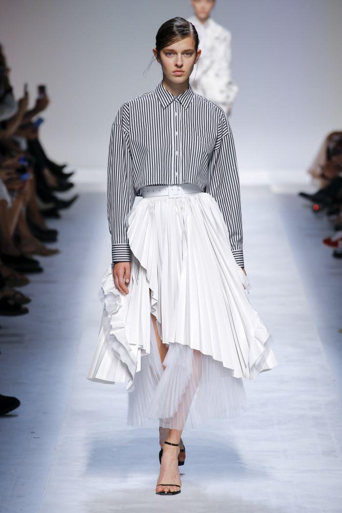 Модные юбки Ermanno Scervino