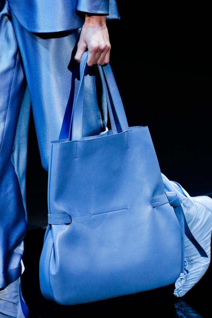 Модная женская сумка 2019 из коллекции Giorgio Armani