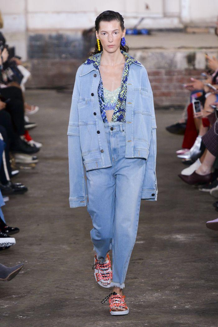 Модные джинсы 2019. Коллекция House of Holland