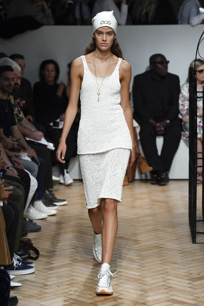 Модные юбки JW Anderson