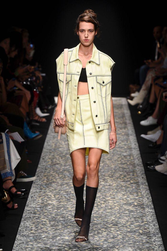 Модные юбки Marco de Vincenzo