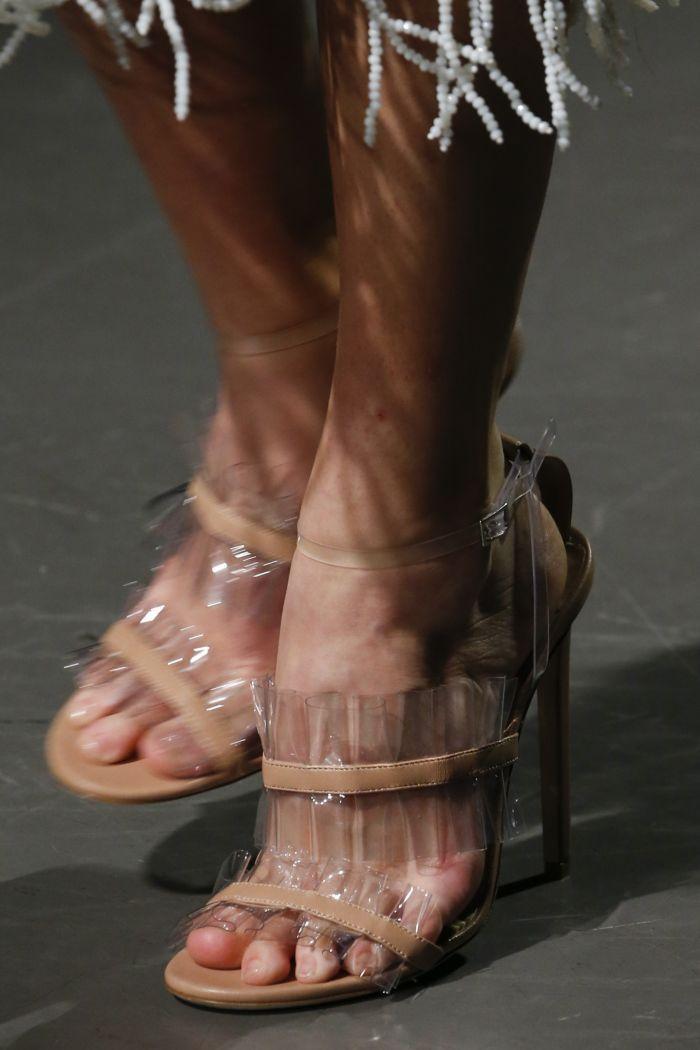 Модные босоножки Mary Katrantzou
