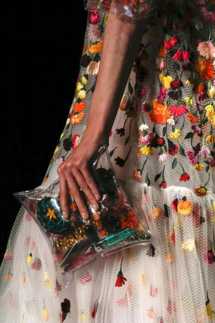 Модная женская сумка 2019 из коллекции Mary Katrantzou