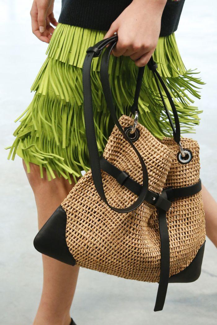 Модная женская сумка 2019 из коллекции Michael Kors Collection