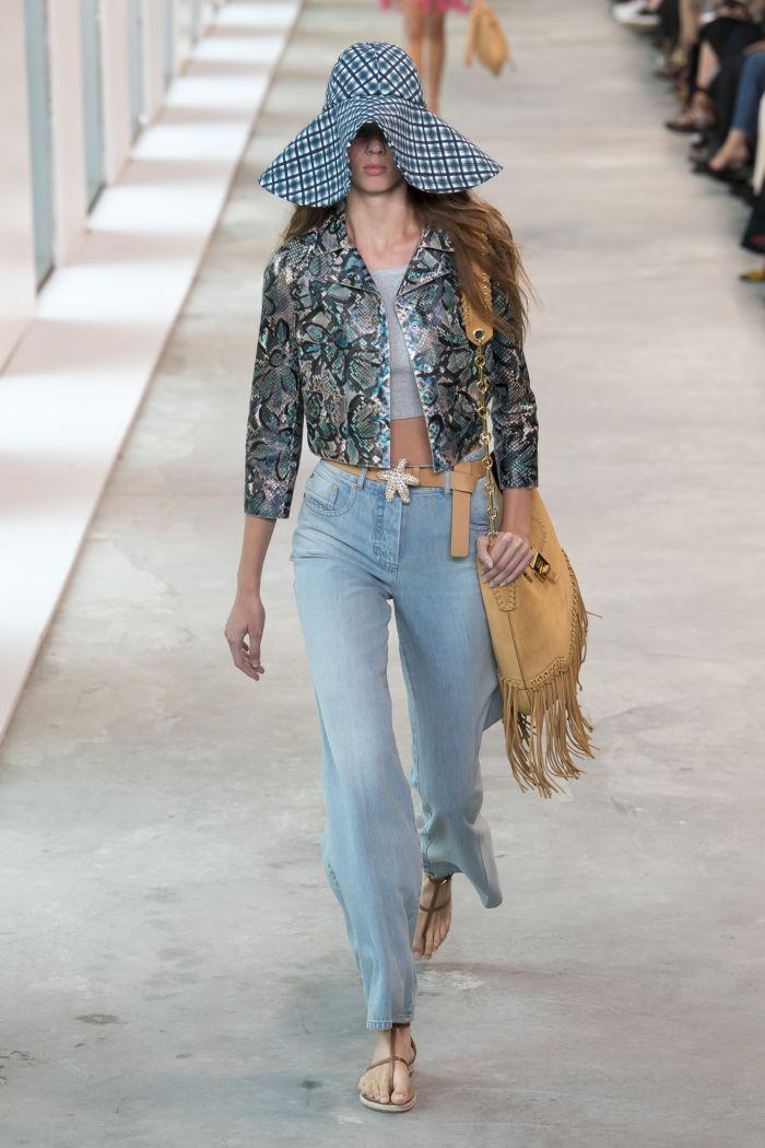 Модные оттенки джинсов Michael Kors