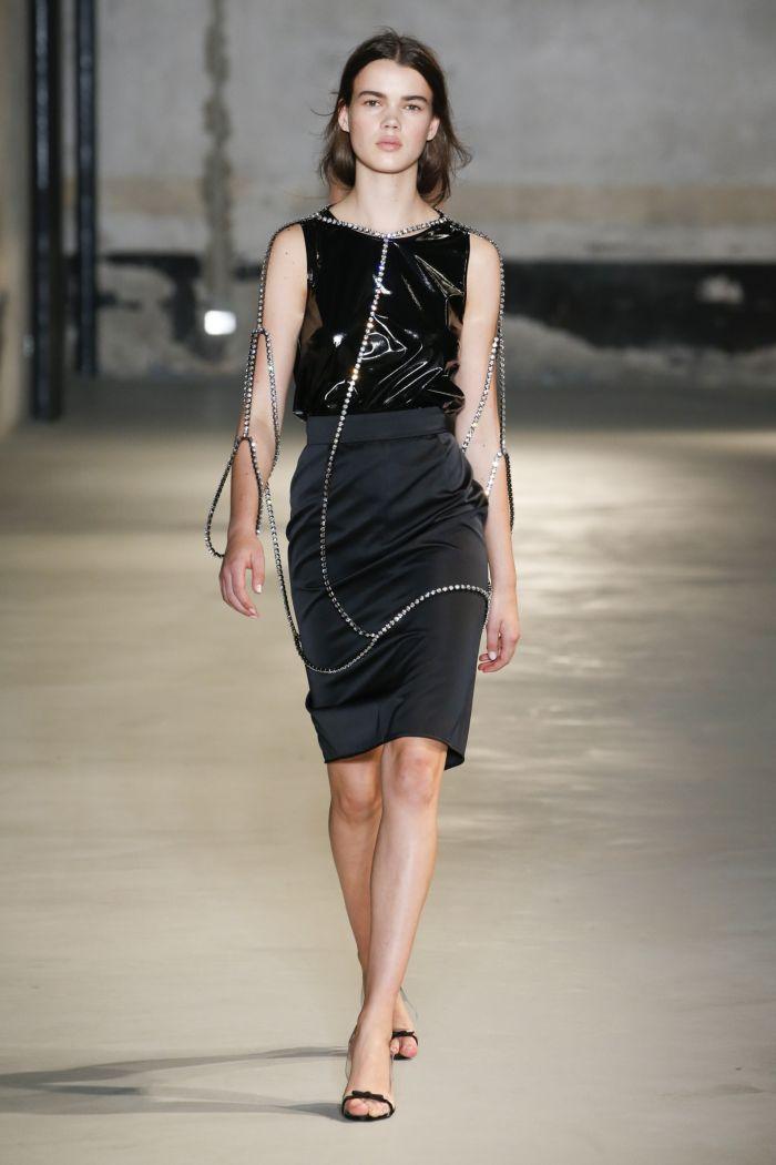 Модная юбка No. 21