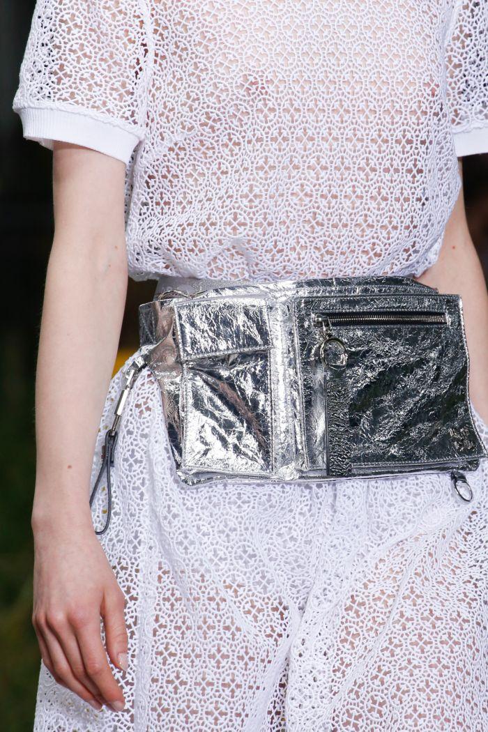 Модная женская сумка 2019 из коллекции Off-White