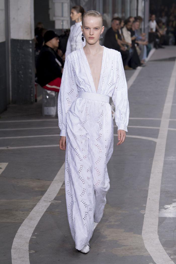 Модный комбинезон Off-White