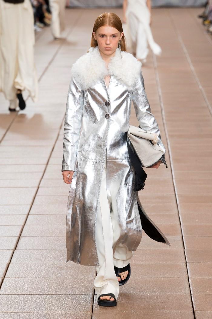 Модное пальто 2019. Коллекция Phillip Lim