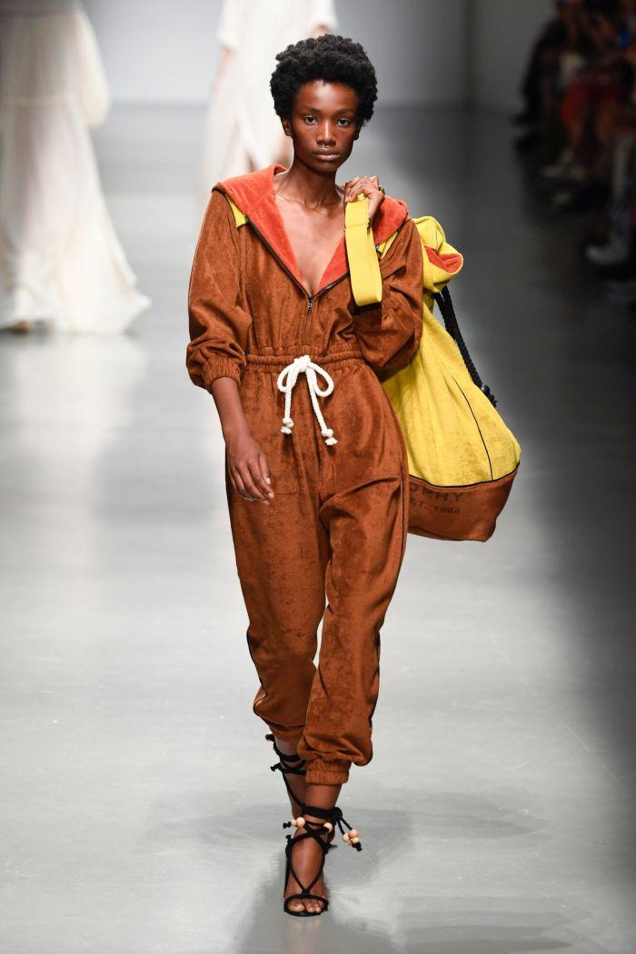 Модная женская сумка 2019 из коллекции Philosophy di Lorenzo Serafini