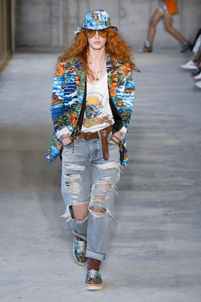 Модные джинсы 2019. Коллекция R13