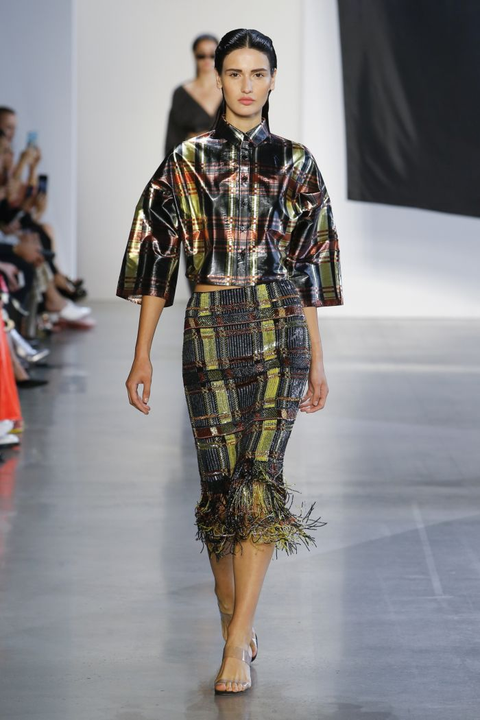 Модные юбки Sally LaPointe