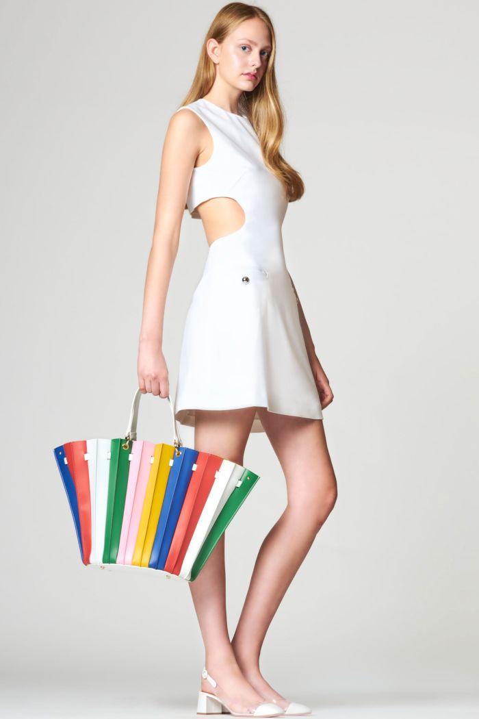 Модная женская сумка 2019 из коллекции Sara Battaglia