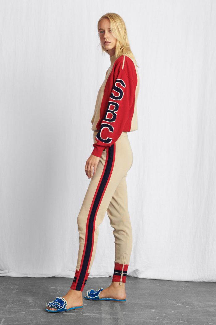 Модные брюки весна-лето 2019 из коллекции See by Chloé