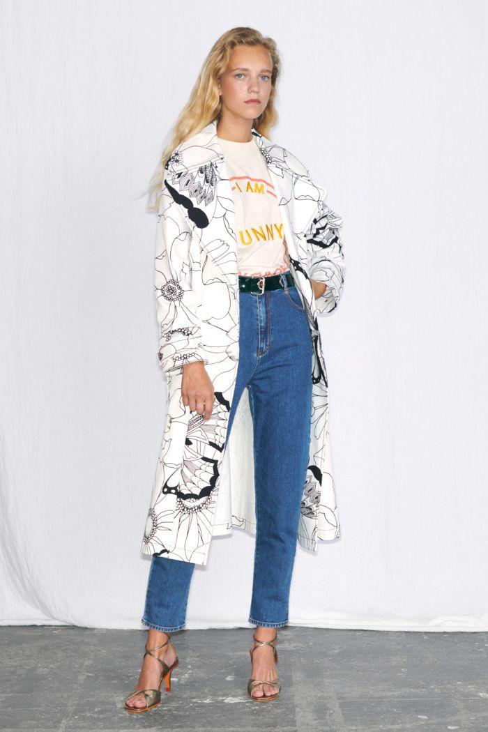 Модные оттенки джинсов See by Chloé