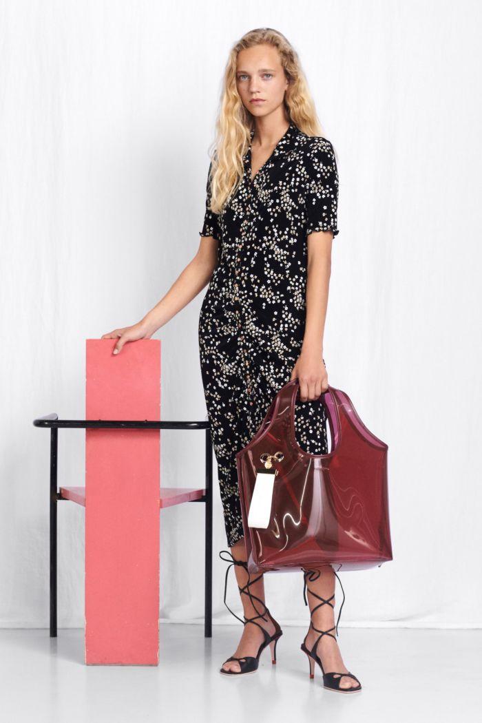 Модная женская сумка 2019 из коллекции See by Chloé
