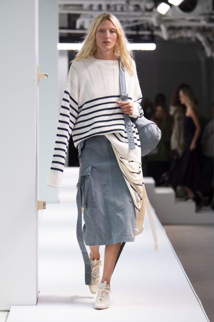 Модная джинсовая одежда Sies Marjan