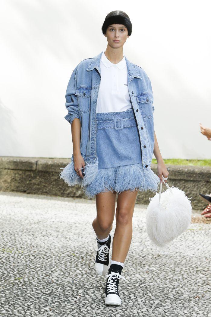 Модные юбки Simonetta Ravizza