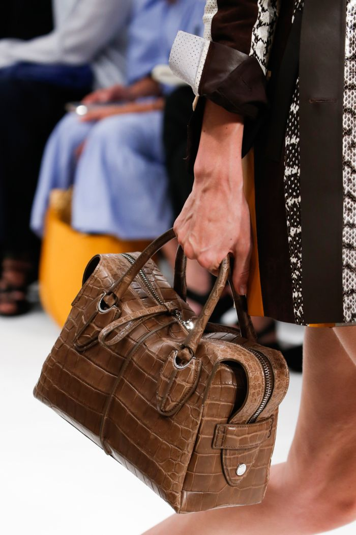 Модная женская сумка 2019 из коллекции Tod\'s