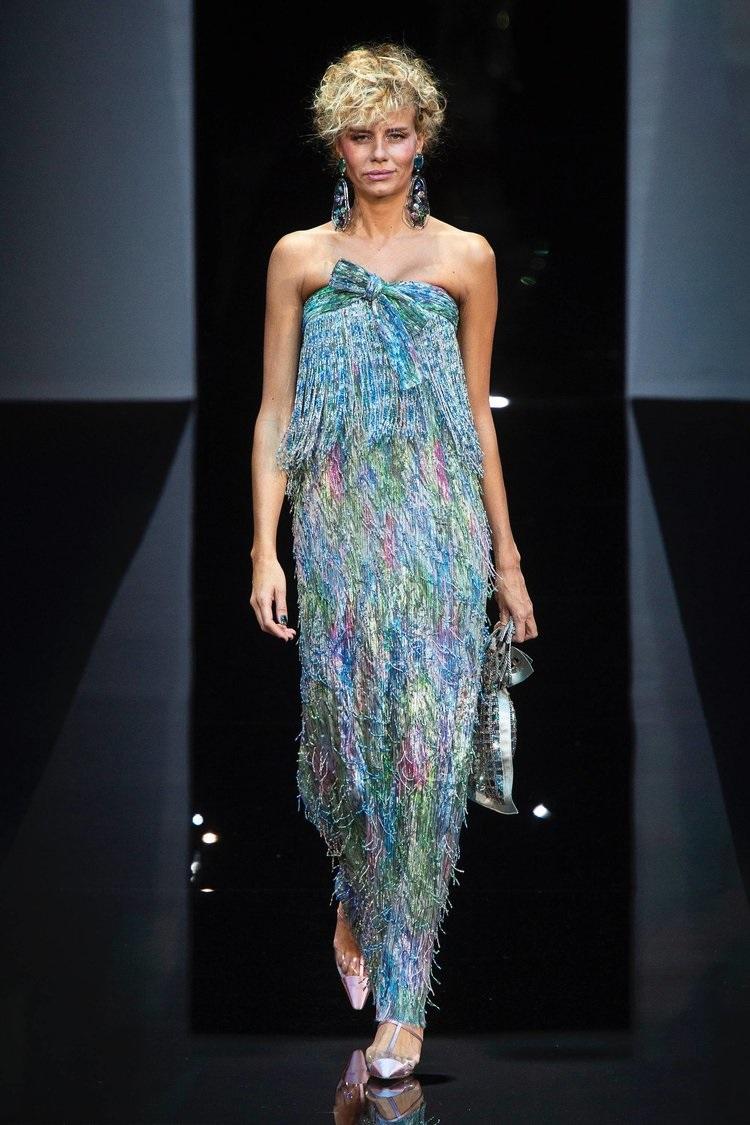 Модный комбинезон Giorgio Armani