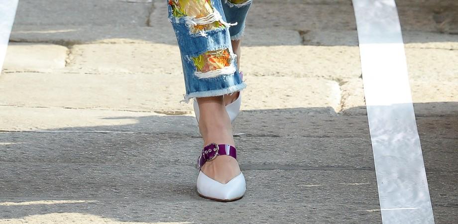 Модные туфли Blumarine