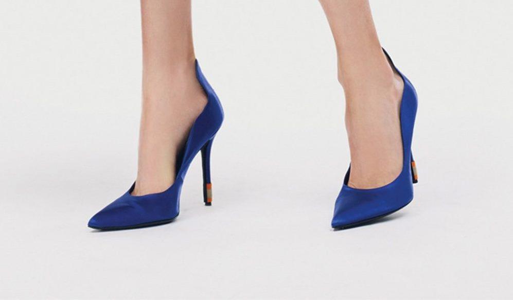 Модные туфли Calvin Klein