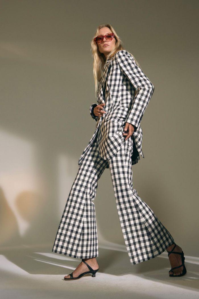Модный женский костюм Derek Lam