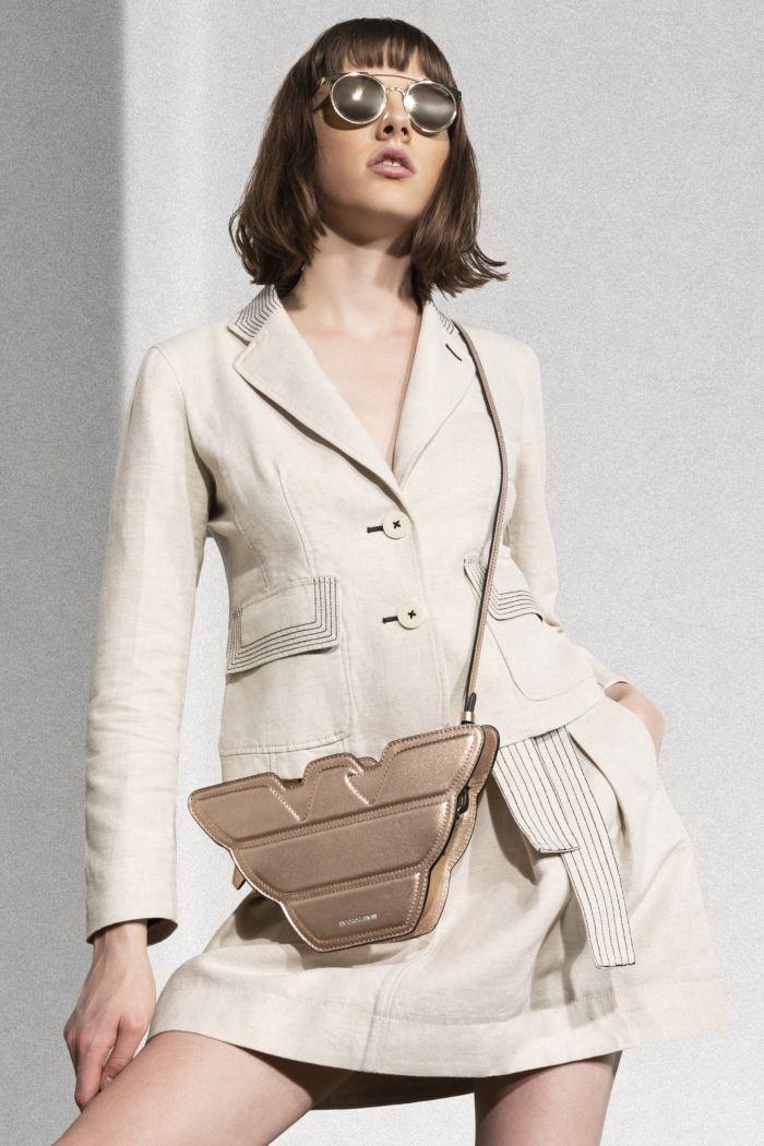 Модный женский костюм Emporio Armani