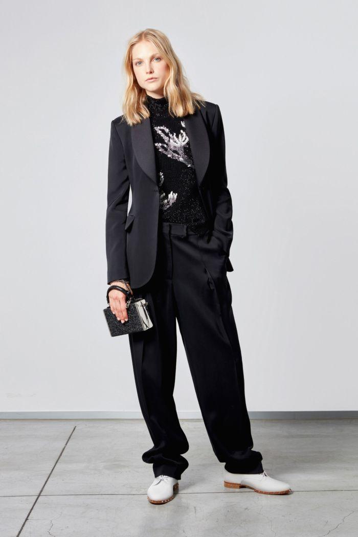 Модный женский костюм Ermanno Scervino