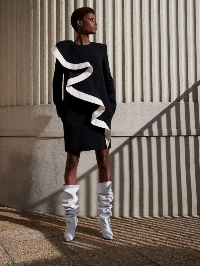 Модные сапоги 2019. Коллекция Givenchy