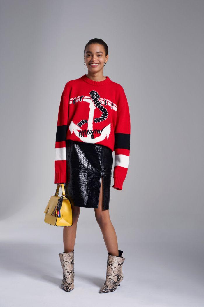 Модные сапоги 2019. Коллекция MSGM