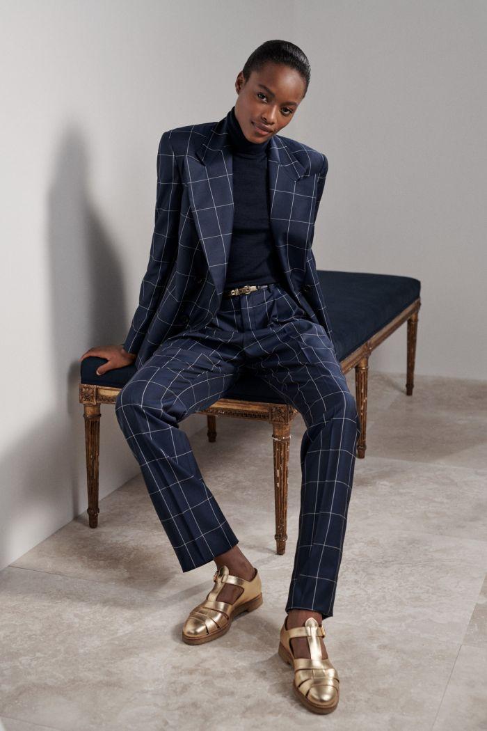 Модный женский костюм Ralph Lauren