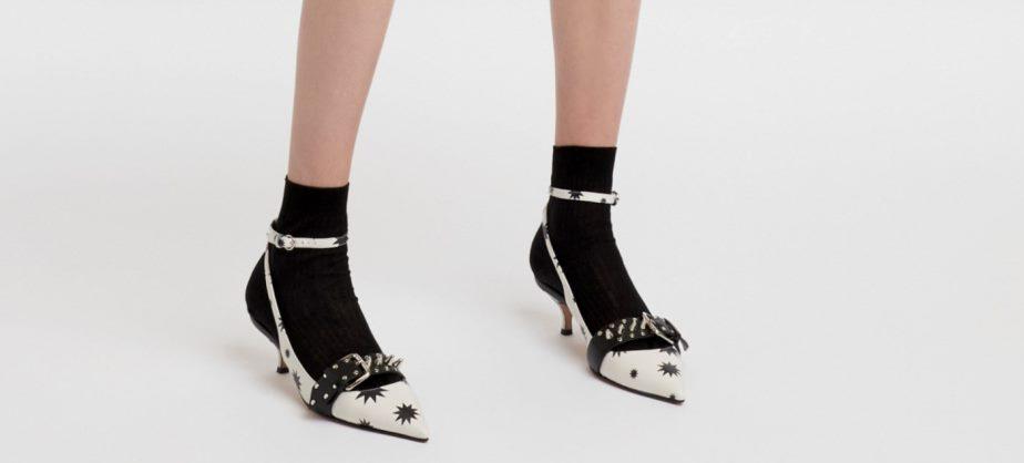 Модные туфли Red Valentino