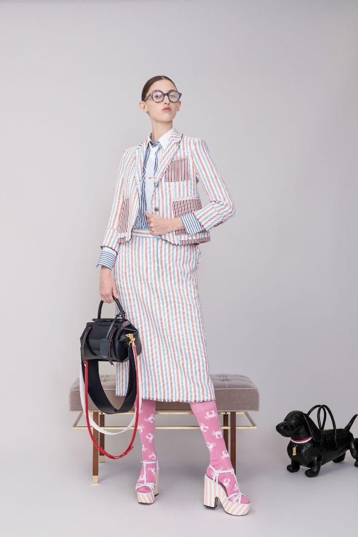 Модные летние босоножки Thom Browne