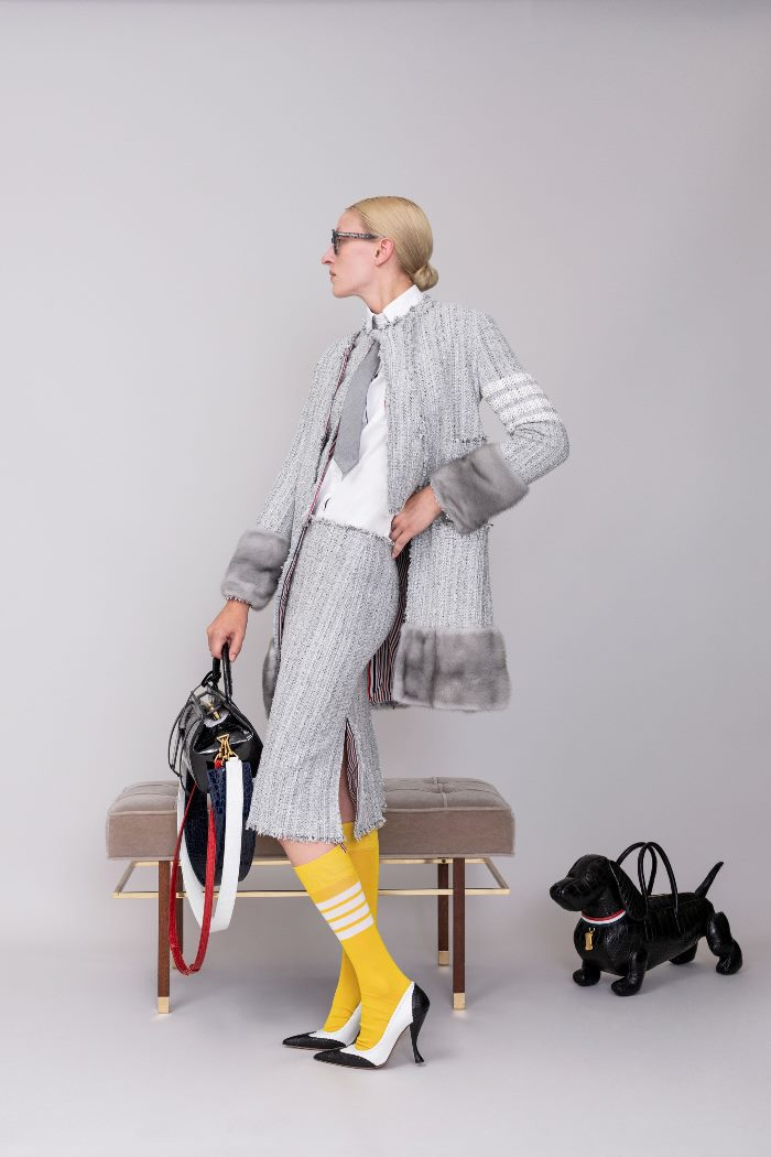 Модные туфли Thom Browne