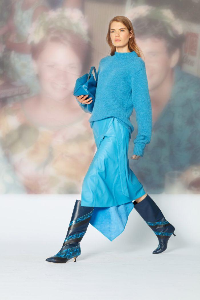 Модные сапоги 2019. Коллекция Tibi