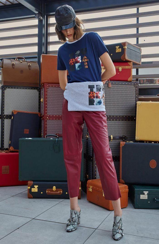 Модная футболка Trussardi