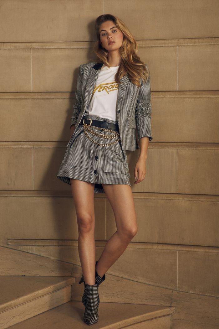 Модная футболка Veronica Beard