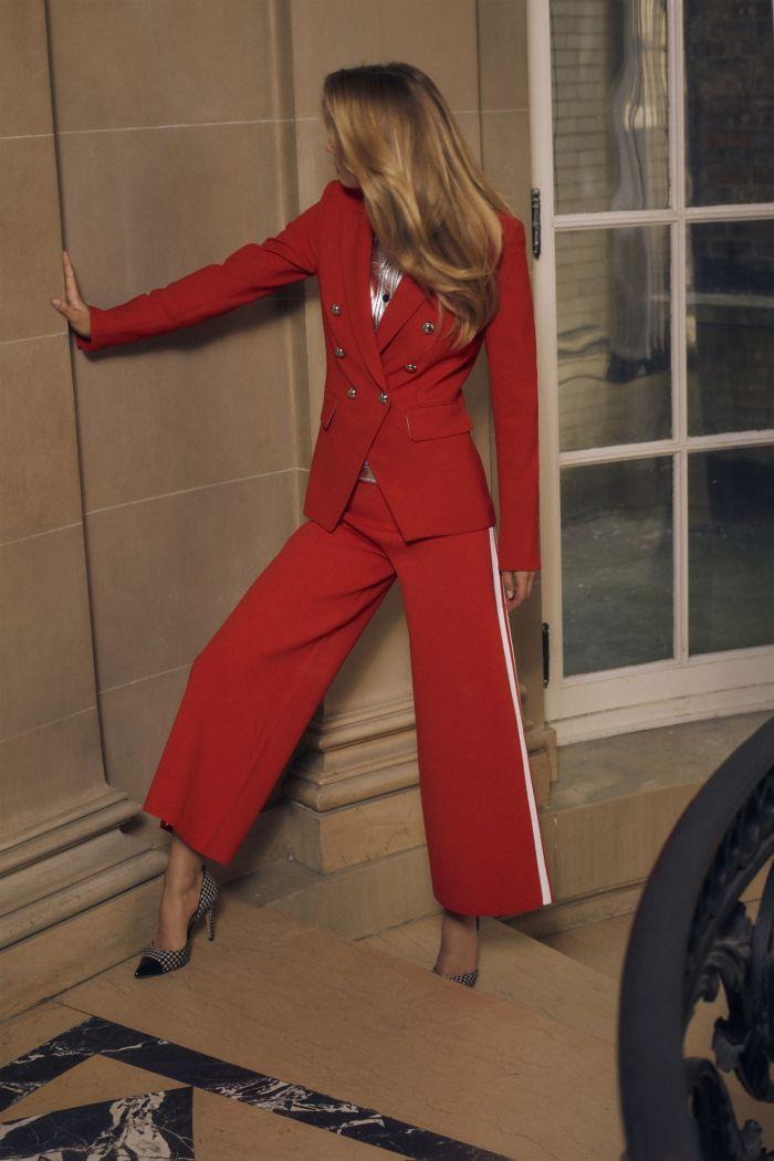 Модный женский костюм Veronica Beard