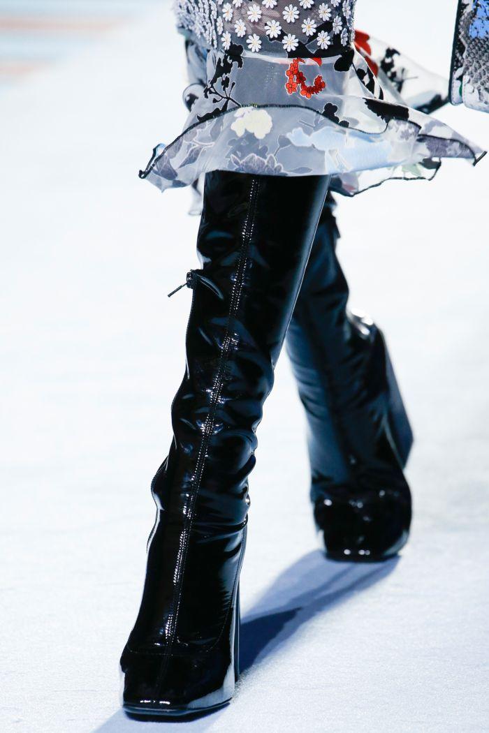 Модные сапоги 2019. Коллекция Versace