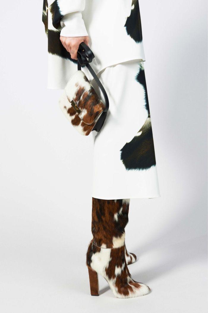 Модные сапоги 2019. Коллекция Victoria Beckham