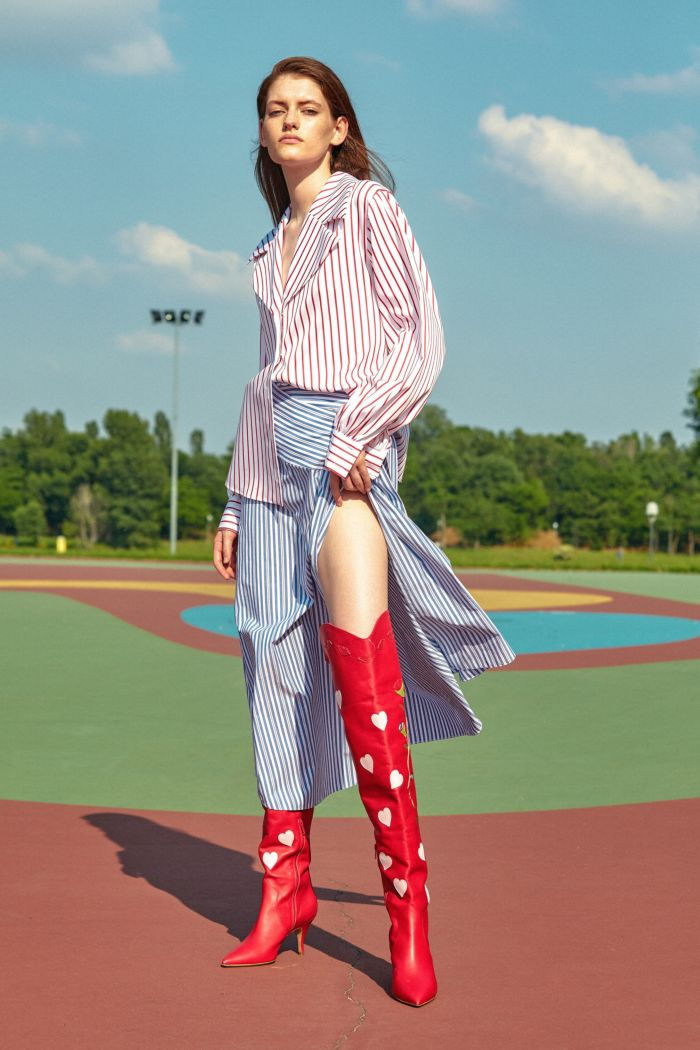 Модные сапоги 2019. Коллекция Vivetta