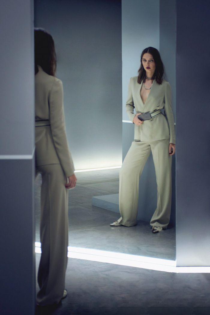 Модный женский костюм Les Copains