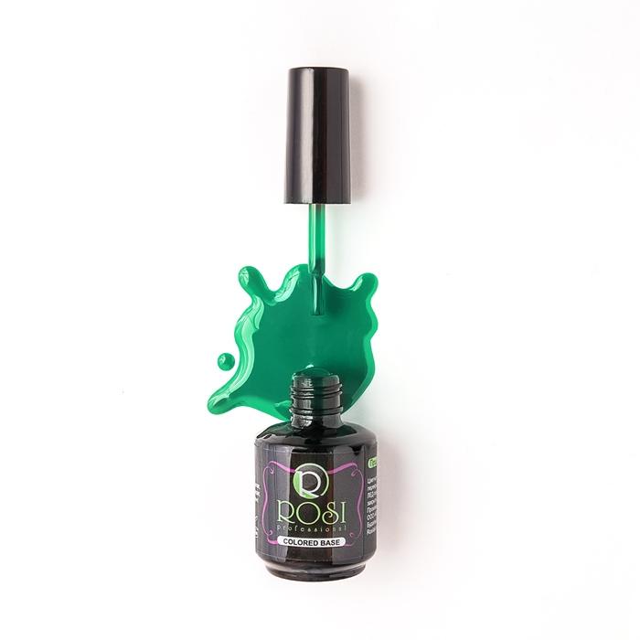 Цветная зеленая база ROSI