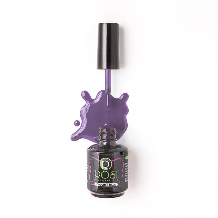 Цветная фиолетовая база ROSI