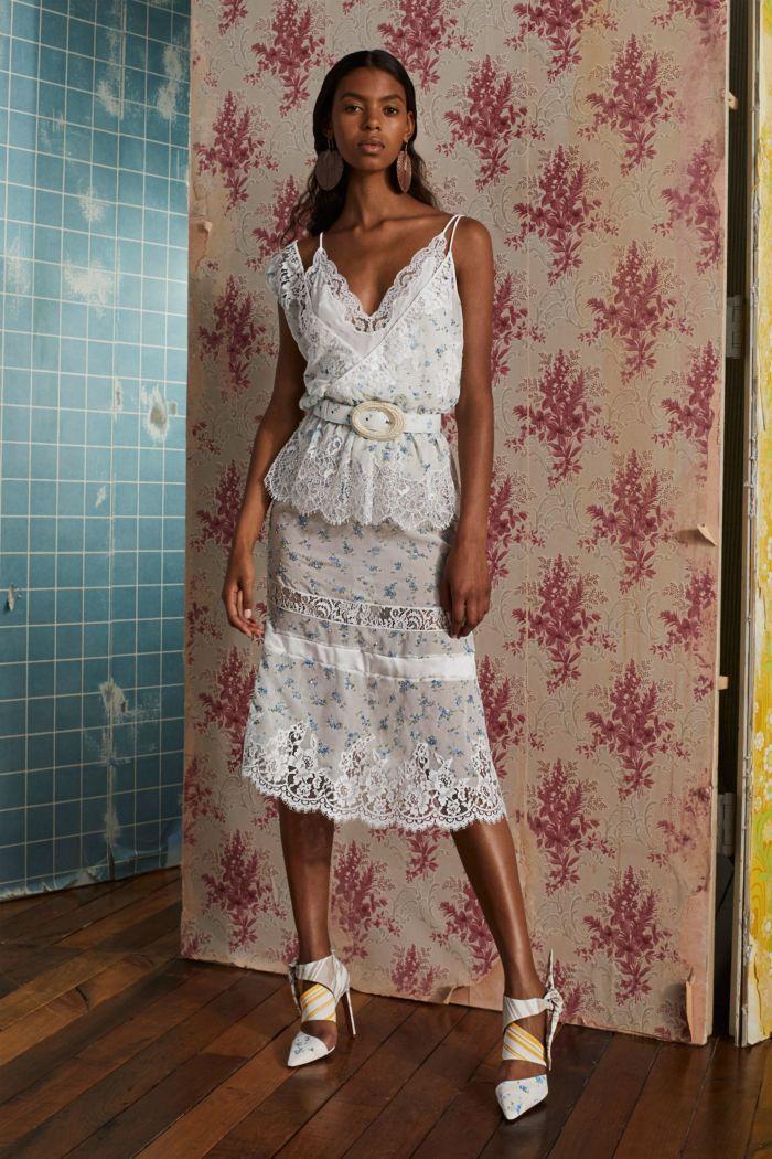 Модное летнее платье 2019. Коллекция Altuzarra