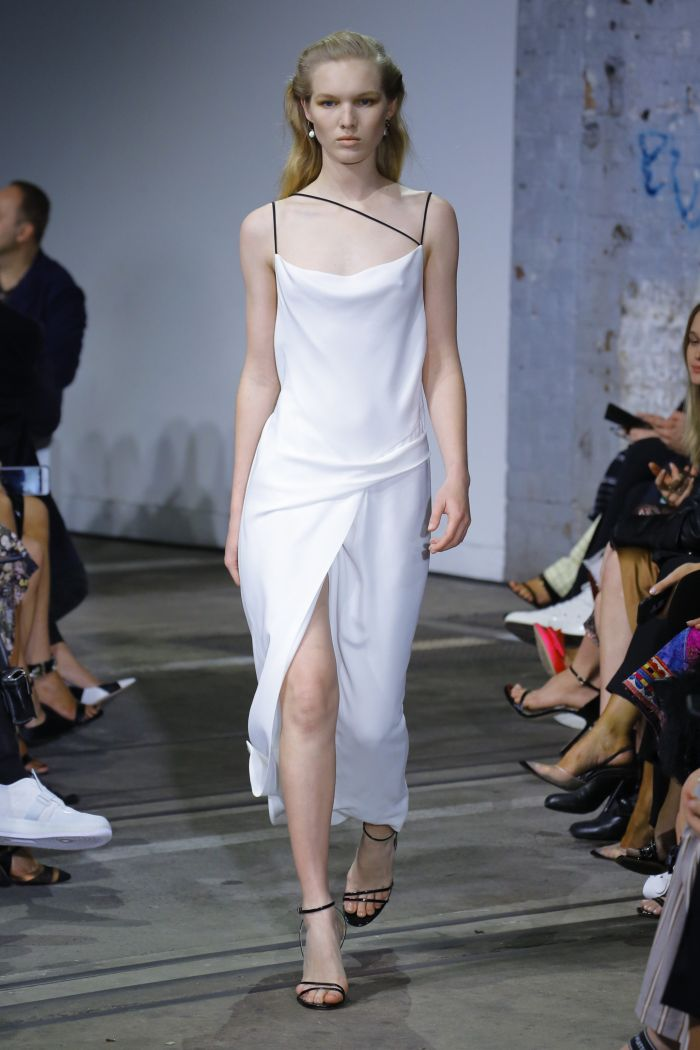 Модное летнее платье 2019. Коллекция Bianca Spender